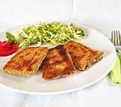 Tofu paniert (Bild)