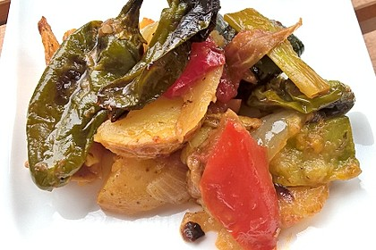 Grillgemüse - Salat 6