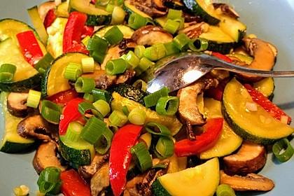 Grillgemüse - Salat 5