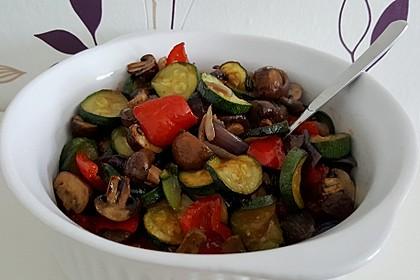 Grillgemüse - Salat 3
