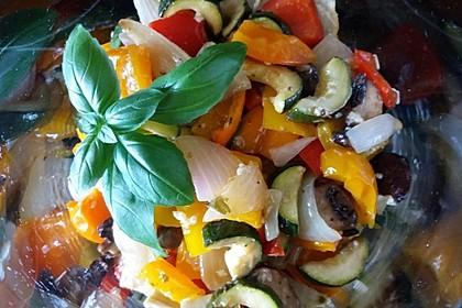 Grillgemüse - Salat 2