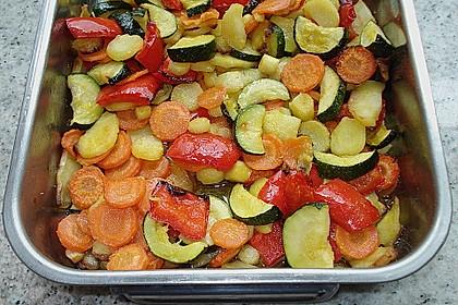 Grillgemüse - Salat 11