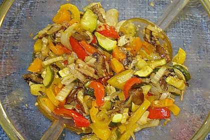 Grillgemüse - Salat 23