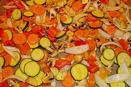 Grillgemüse - Salat 16