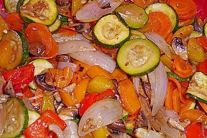 Grillgemüse - Salat 8