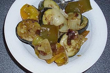 Grillgemüse - Salat 20