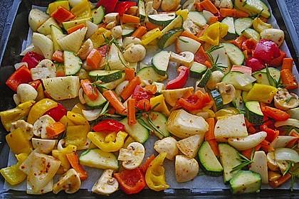 Grillgemüse - Salat 7