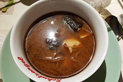 Misosuppe (Bild)