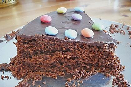 Amerikanischer Schokoladenkuchen 3