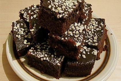 Amerikanischer Schokoladenkuchen 5