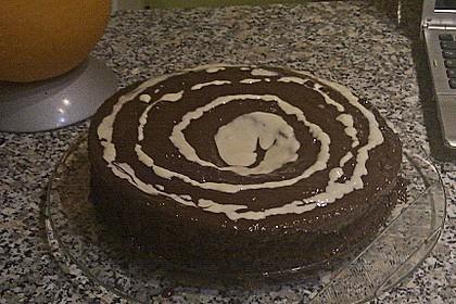 Amerikanischer Schokoladenkuchen 8