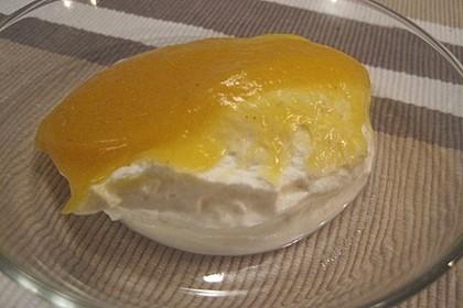 Joghurt-Maracuja Nachspeise 3