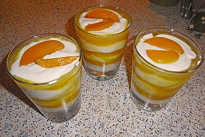 Joghurt-Maracuja Nachspeise 5