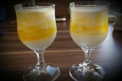 Joghurt-Maracuja Nachspeise 10