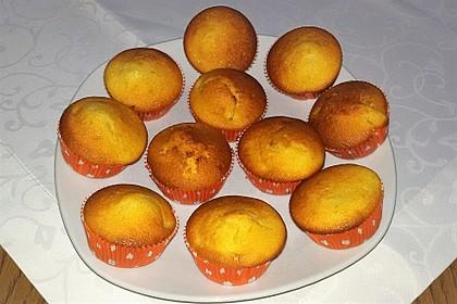 Ananas - Joghurt - Muffins (Bild)