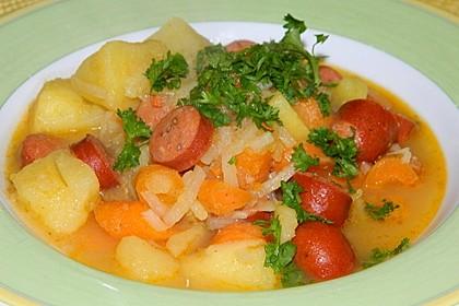 Seelenwärmer - Gemüseeintopf 2