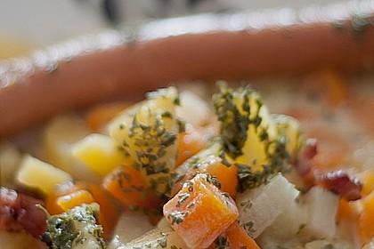 Seelenwärmer - Gemüseeintopf 12