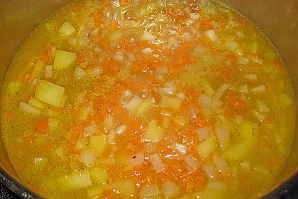 Seelenwärmer - Gemüseeintopf 60