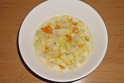 Seelenwärmer - Gemüseeintopf 54
