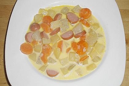 Seelenwärmer - Gemüseeintopf 31