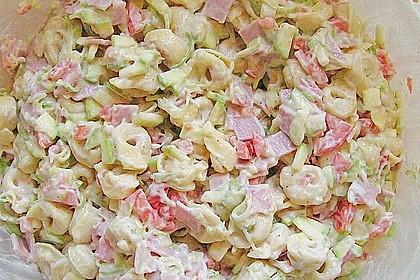 Schneller Tortellini - Salat