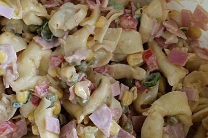 Schneller Tortellini - Salat 1