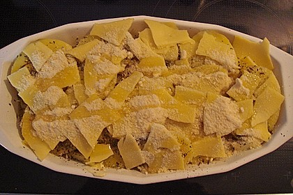 Leichtes Kartoffelgratin 2