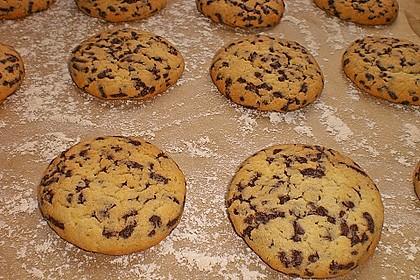 Chocolate-Chip-Cookies (Bild)