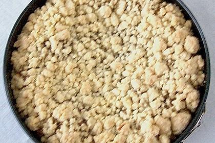 Mohn - Apfelkuchen mit Streusel 27
