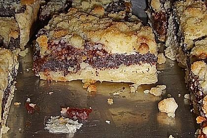 Mohn - Apfelkuchen mit Streusel 21