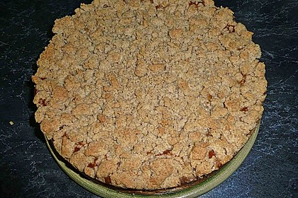 Mohn - Apfelkuchen mit Streusel 26
