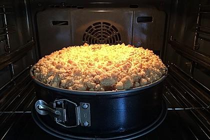 Mohn - Apfelkuchen mit Streusel 24