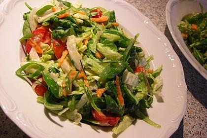 Unglaublich leckere Salatsauce