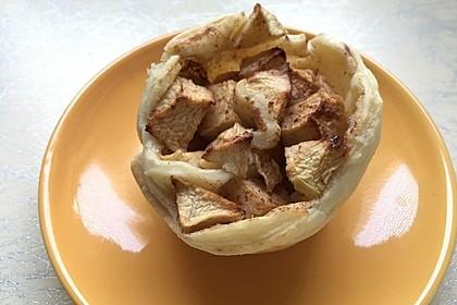 Alex´ österreichische Apfel-Strudel-Muffins 1