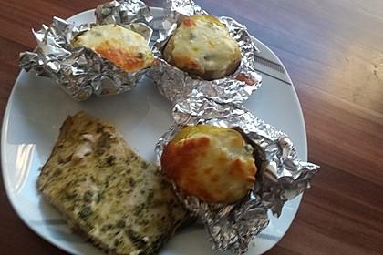 Gefüllte Kartoffeln