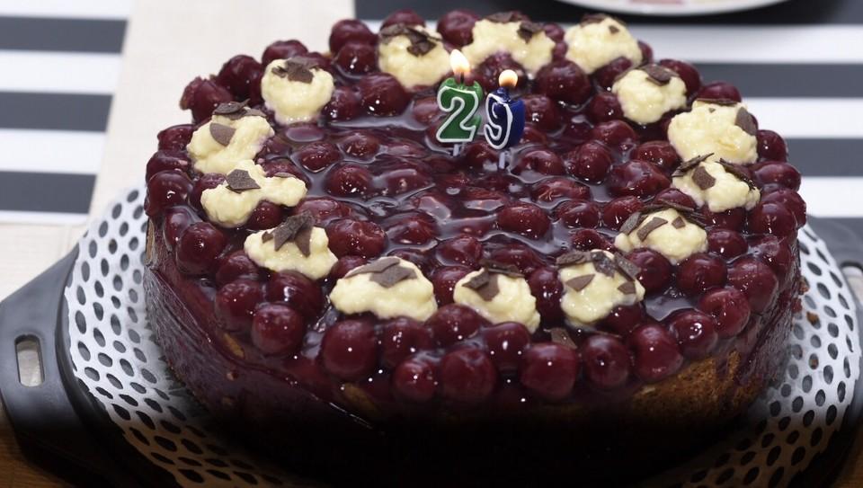 Kirsch Pudding Kuchen Von Annabellaxx Chefkoch De