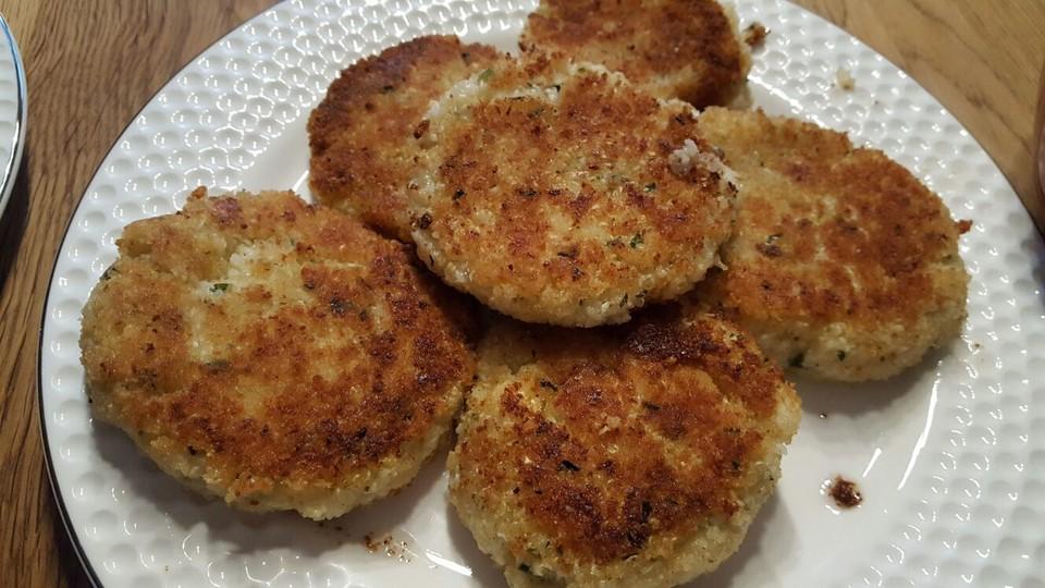 Vegane Blumenkohl Frikadellen Von Agiagi2 Chefkoch De
