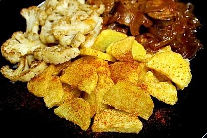 Belgische Kartoffeln 1