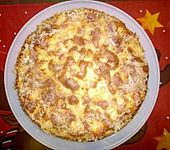 Kroatischer Apfelkuchen (Bild)