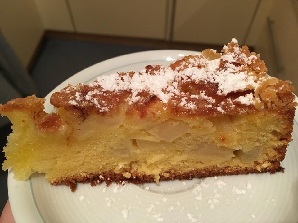 Kroatischer Apfelkuchen Von Nina8ambina Chefkoch De