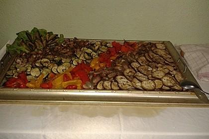 Geröstetes Gemüse vom Backblech 1