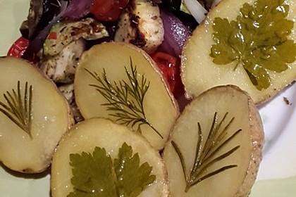 Geröstetes Gemüse vom Backblech 2
