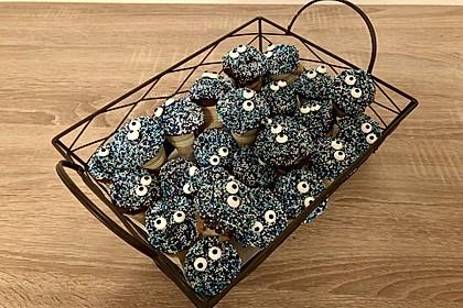 Mini Muffins im Becher