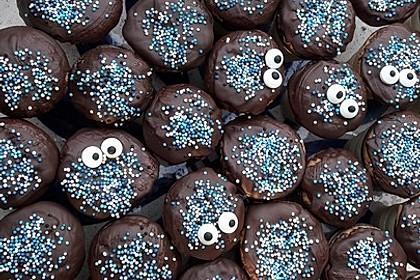 Mini Muffins im Becher 2