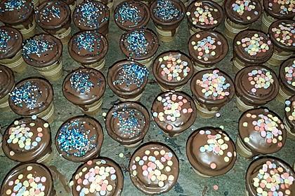 Mini Muffins im Becher 6