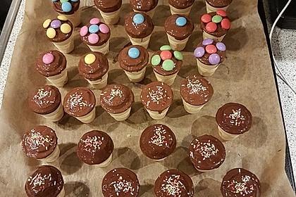 Mini Muffins im Becher 1