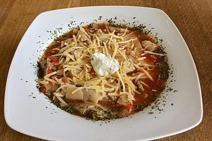 Lasagne-Suppe 12