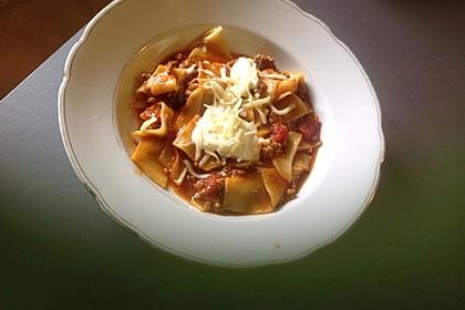 Lasagne-Suppe 9