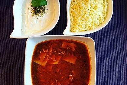 Lasagne-Suppe 18