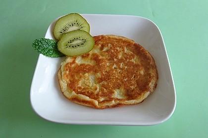 American Salted Pancakes (Bild)
